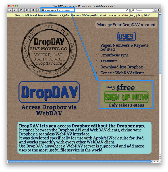 Dropdav 01