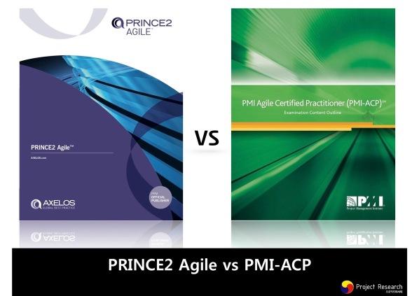 PRINCE2 Agile vs PMI ACP 01