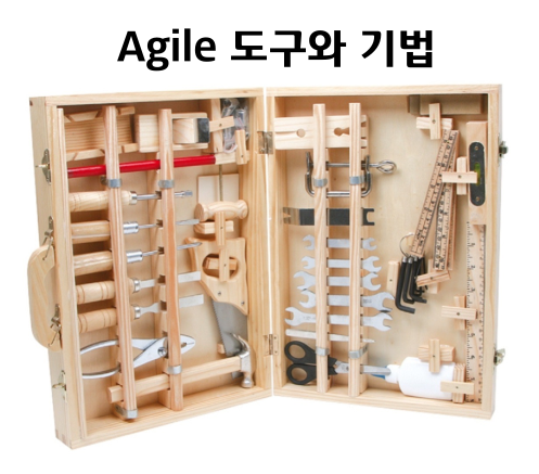 Agile tools _ technique
