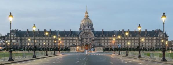 Hôtel des Invalides North View Paris 7e 140402 1 2