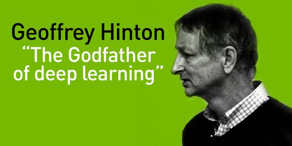 Geoffrey Hinton Deep Learning