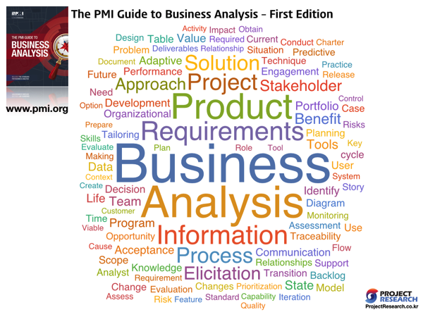 PMI WrodCloud 2 Business Analysis
